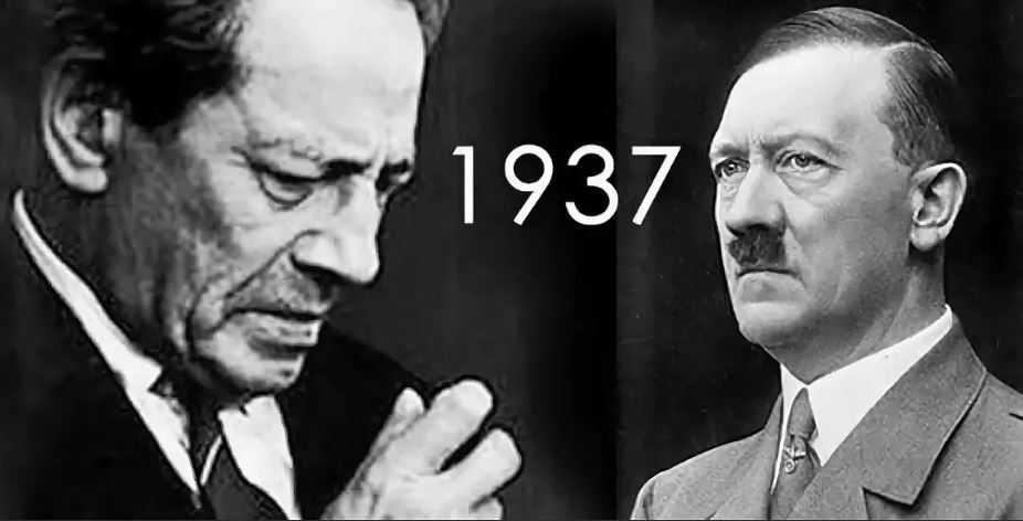 Пророчества Мессинга относительно смерти Гитлера сделали его