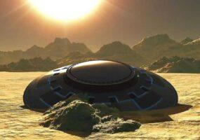 Удивительные рассказы специалиста по поиску НЛО
