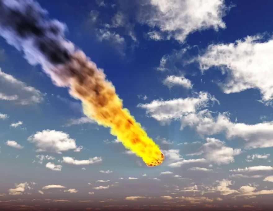 Метеорит Каранкас.