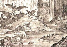 План XVII века: торговать с инопланетянами на луне
