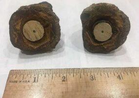Артефакт горы Косо: свече зажигания 500 000 лет?