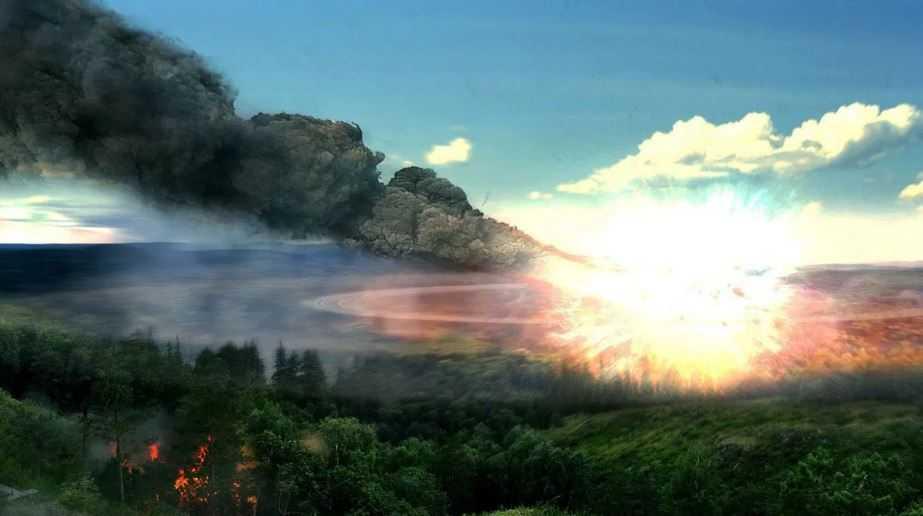 Тунгусский взрыв 1908 года - эксперимент Николы Теслы?