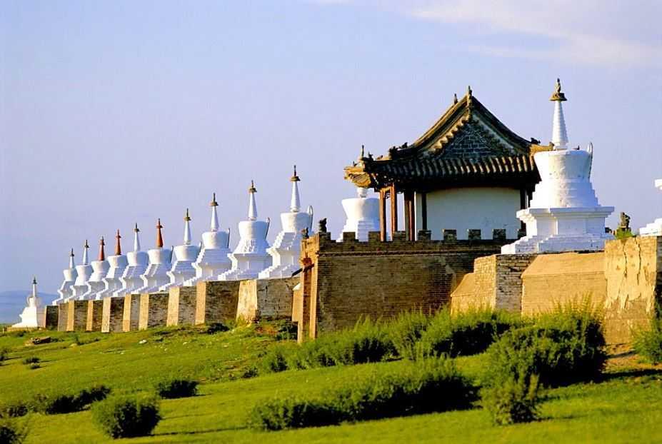 Каракорум при Чингисхане стала столицей Монгольской империи в XIII веке.
