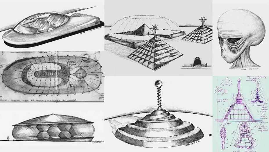 Это рисунок из книги новозеландца Алика Ньювальда (Co-Evolution).