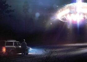 Похищен НЛО: Алек Ньюальд делится историей