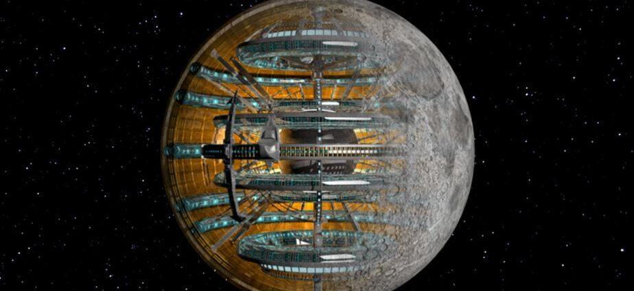 Луна: Искусственный спутник, наследие древних цивилизаций.