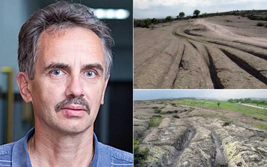 Пра-автомобиль: его следам 12-14 миллионов лет! Та считает А. Колтыпин.