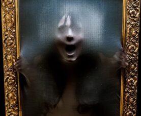Нашли картину, и принесли в дом? - Темный дух накажет!