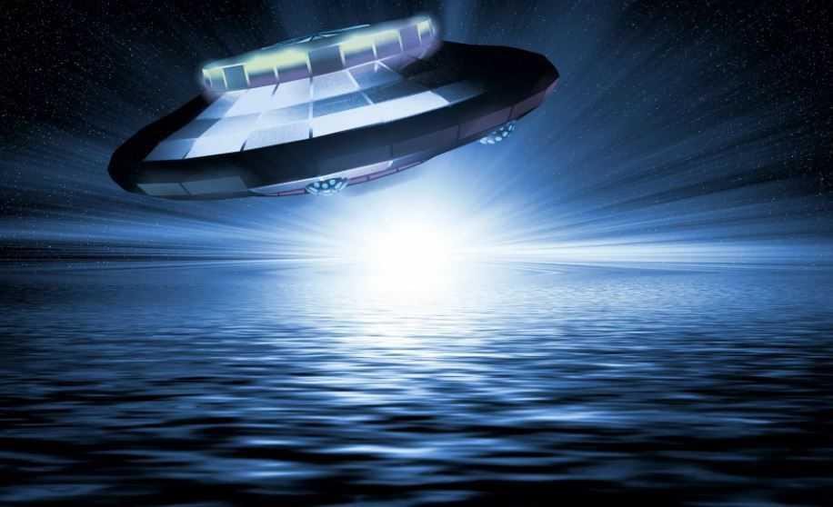 Встреча с НЛО в Ньюфаундленде.