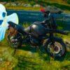 Мистический мотоцикл в Индии: сам поехал? Видео!