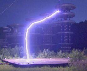 Башни Тесла построены и испытаны в России