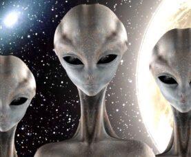 Внеземная Троица: мост между религией и НЛО