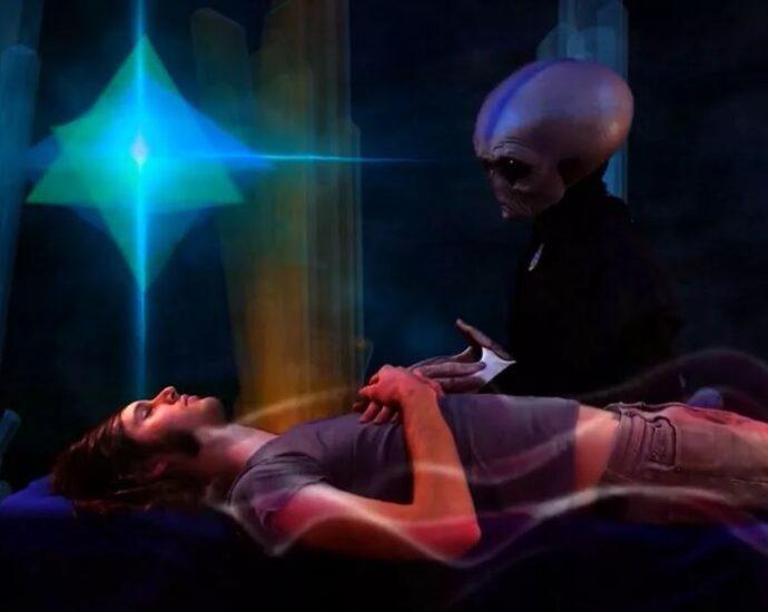 Серые пришельцы — захватчики человеческой души.