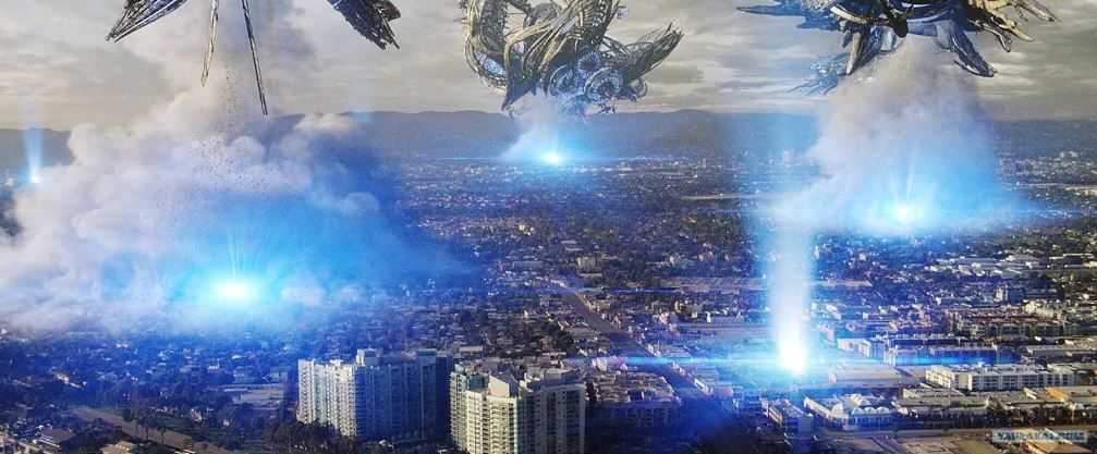 Будь-то инопланетяне, или демонические сущности, перспективы - не радужные.