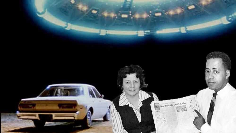 Похищенные пришельцами Барни и Бетти Хилл 19 сентября 1961 года.