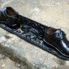 Скребок для обуви: ноу-хау конца XVIII века