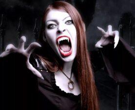 Вампиры: история и вероятные метаморфозы человека
