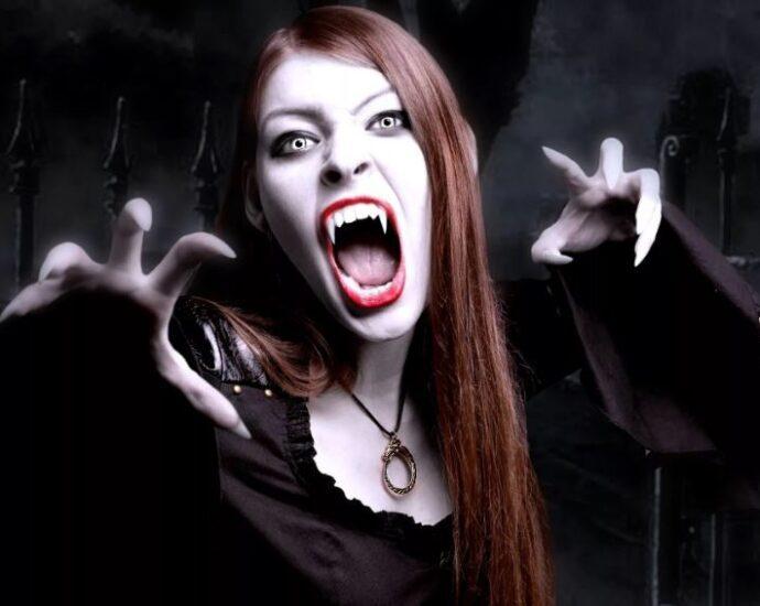 Вампиры: история и вероятные метаморфозы человека.