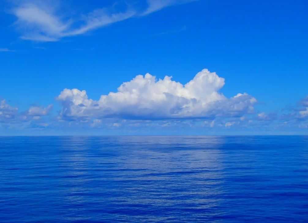 Если присматреться, нас окружает синий цвет. Со всеми его оттенками.