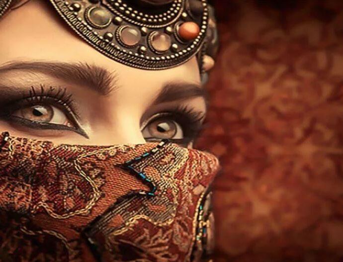 Жуткий случай с мумией персидской принцессы.