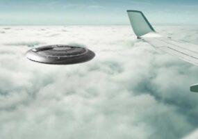 Встреча с НЛО, положила конец жизни советского пилота