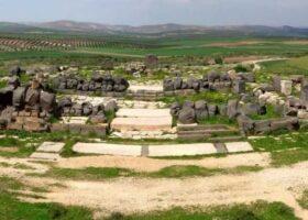 Храм Айн-Дара: тайна гигантских следов
