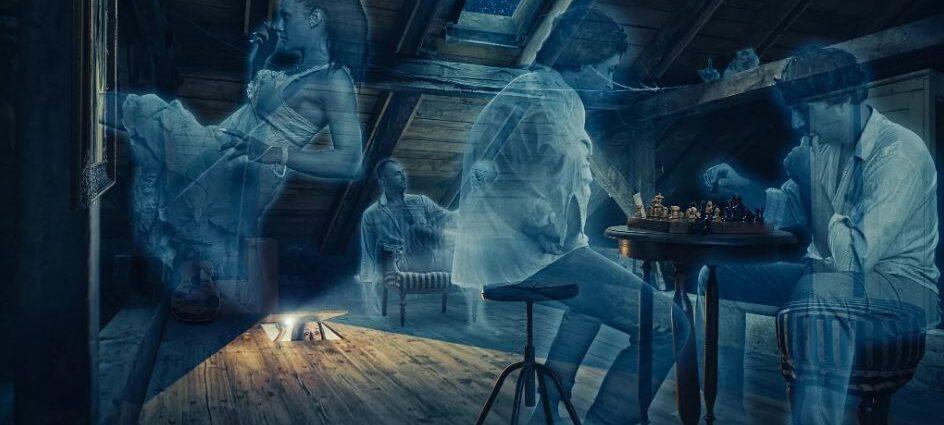 Страх: к нам приходят призраки из других измерений?