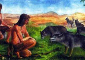 Когда древние собаки стали домашними?