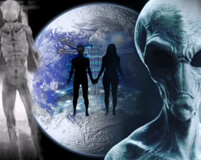 Происхождение человека на Земле и теория «тюремной планеты».