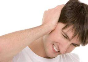 После встречи с гуманоидом: головная боль и шум в ушах