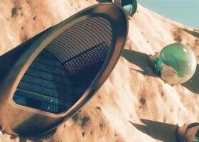 Город Нюйва: первый город на Марсе