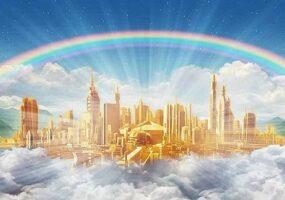Небесный город, упомянутый в Библии