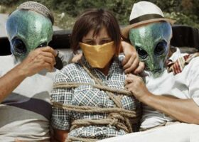 Жестокое похищение инопланетянами в горах Кавказа