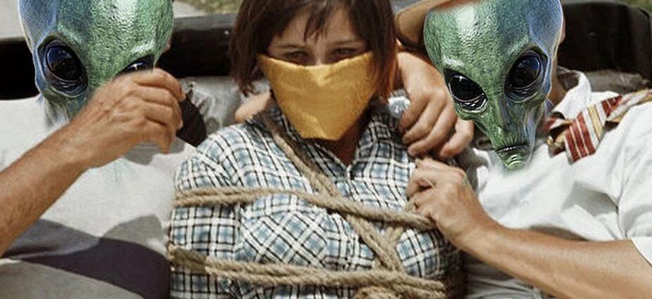 Жестокое похищение инопланетянами в горах Кавказа.