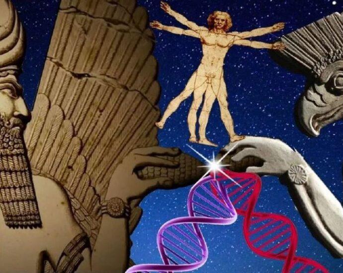 Библия и шумерские тексты: Аннунаки создали людей.