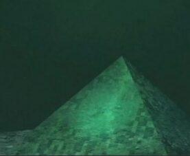 Бермудский треугольник: пирамиды на глубине 2000 метров?