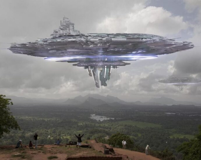 Инопланетяне планируют вторжение на Землю!