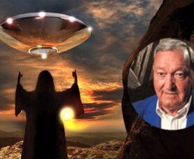 Теория древних инопланетян Эриха фон Даникена