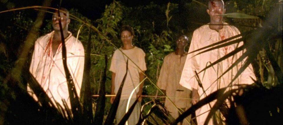 Зомби: задокументированный случай гаитянского зомби.