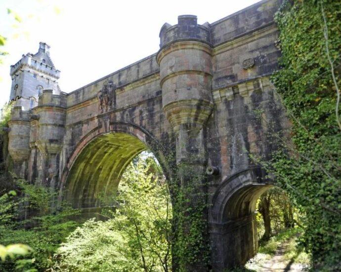 Мост Овертоун: место собачьих самоубийств.