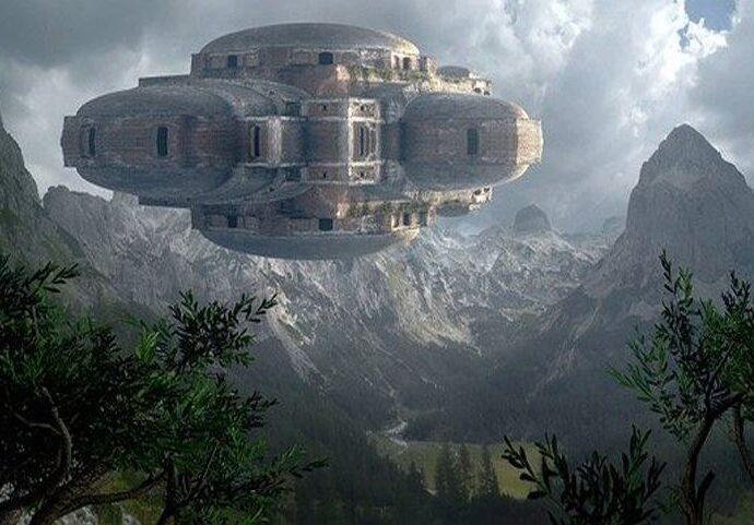 Боб Дин: побывал на чужой планете и видел будущее.