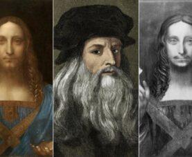 Леонардо да Винчи: скрытые сообщения