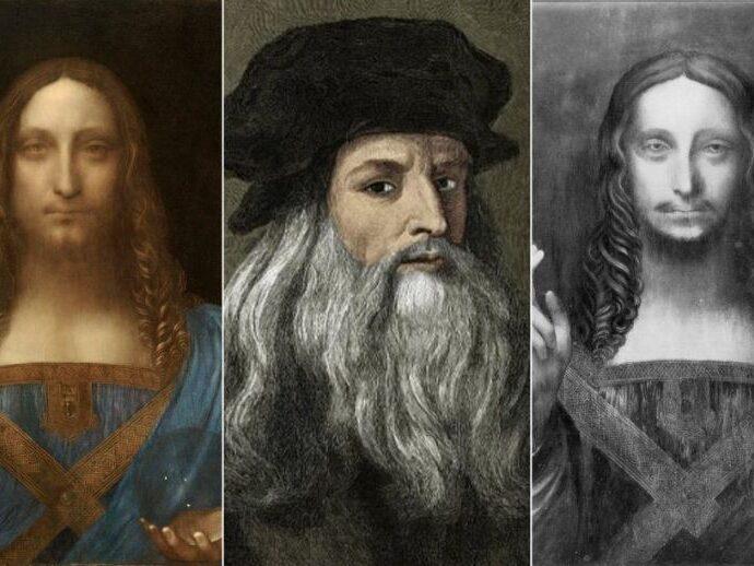 Леонардо да Винчи: скрытые сообщения.