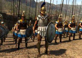 Священный отряд Фив: элитные бойцы… и любовники!