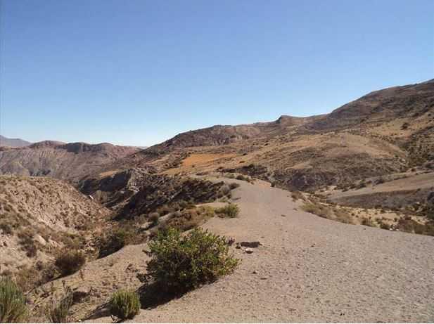Случай с НЛО: Чилийский капрал исчез на 15 минут.