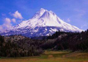 ГораШаста: Таинственная гора и священное место