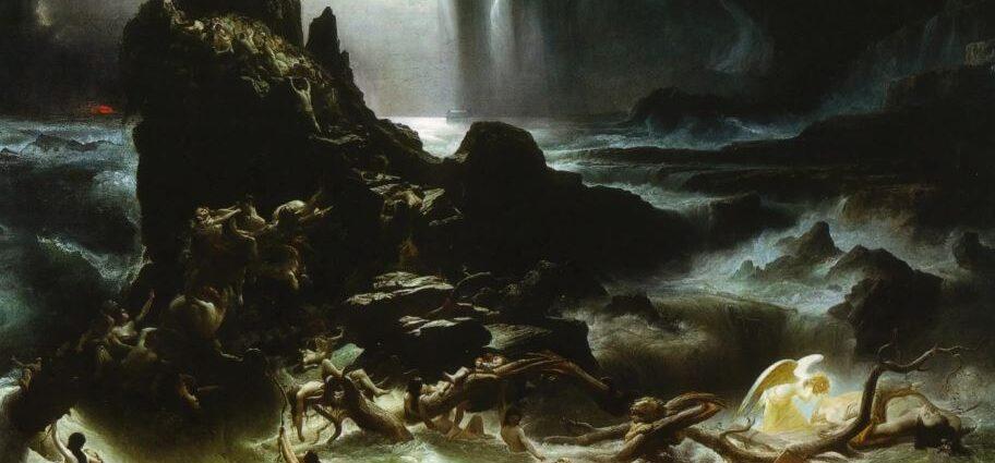 Великий потоп: научные доказательства и отрицания.