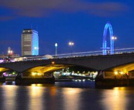 Мост Ватерлоо: построенный женщинами