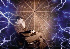 Никола Тесла: эфир и использование силы вселенной