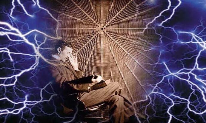 Никола Тесла: эфир и использование силы вселенной.